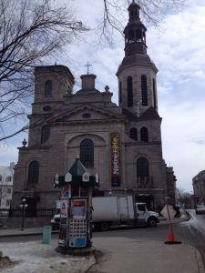catedral notre dame - quebec