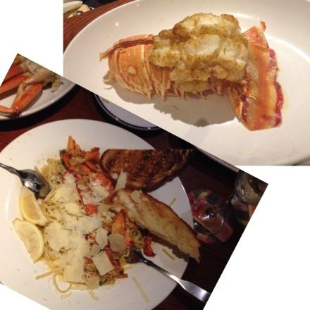 Red Lobster - Comida