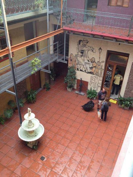 hostel parada 2