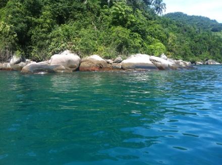 Lagoa da Lula - Paraty - Meu Mundo Por Aí