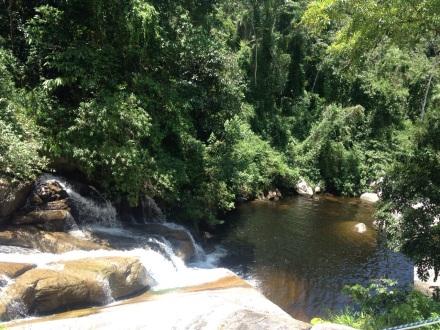 Cachoeira da Pedra Branca - Paraty - Meu Mundo Por Aí