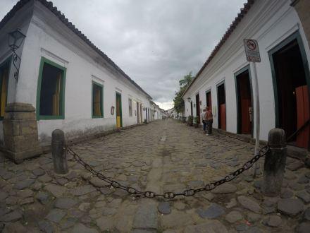 Paraty centro histórico - Meu Mundo Por Aí