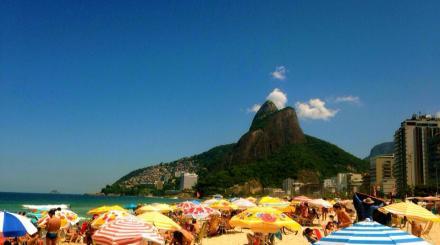 Rio de janeiro - Meu Mundo Por Aí