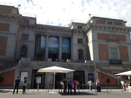 Museu do Pado - Madri - Meu Mundo Por Aí