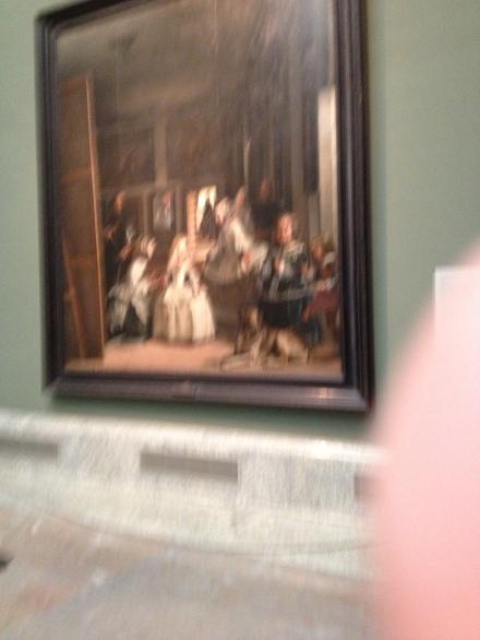 As meninas - Velásquez - Museu do Prado - Meu Mundo Por Aí