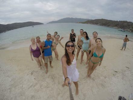 Praia do Forno - Arraial do Cabo - Meu Mundo Por Aí