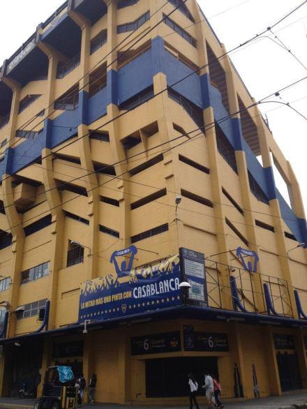 La Bombonera - Buenos Aires - Meu Mundo Por Aí