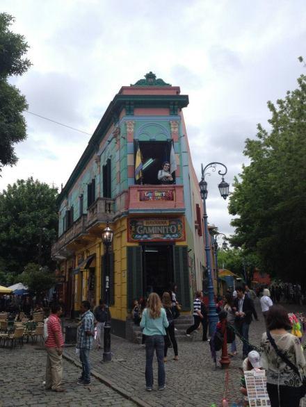Caminito - Buenos Aires - meu Mundo Por Aí