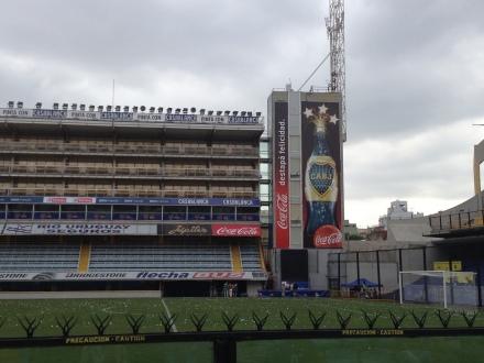 Boca Juniors - Coca azul - Meu Mundo Por Aí