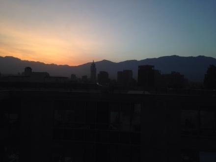 Santiago - Chile - Meu Mundo Por Aí