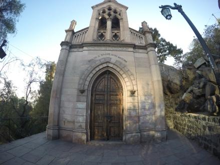 Cerro de Santa Lucia - Santiago - Meu Mundo Por Aí