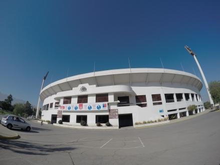 Estádio Nacional - Meu Mundo Por Aí