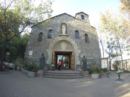 Cerro de San Cristóbal - Meu Mundo Por Aí