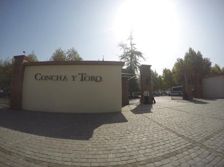 Vinícola Concha y Toro - Meu Mundo Por Aí