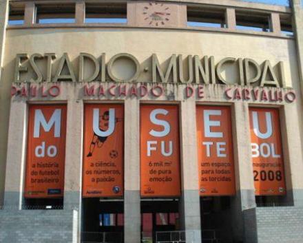 museu do futebol - Meu Mundo Por Aí