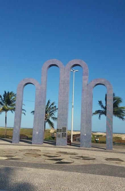 Arcos de Aracaju meu mundo por aí